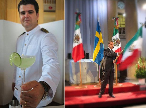 Mexicos Día de independencia i Eric Ericssonhallen
