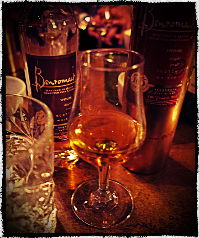 Benromach på The Lobby