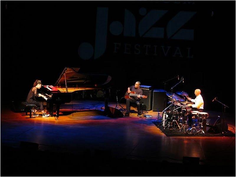 Hiromi – The Trio Project på Konserthuset