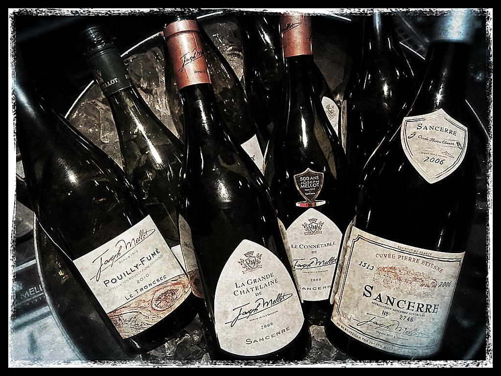 Joseph Mellot vin