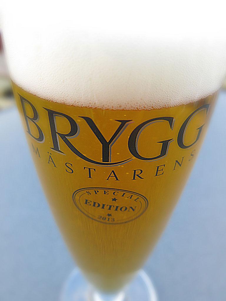 Premiär för Åbro Bryggmästarens Pale Ale