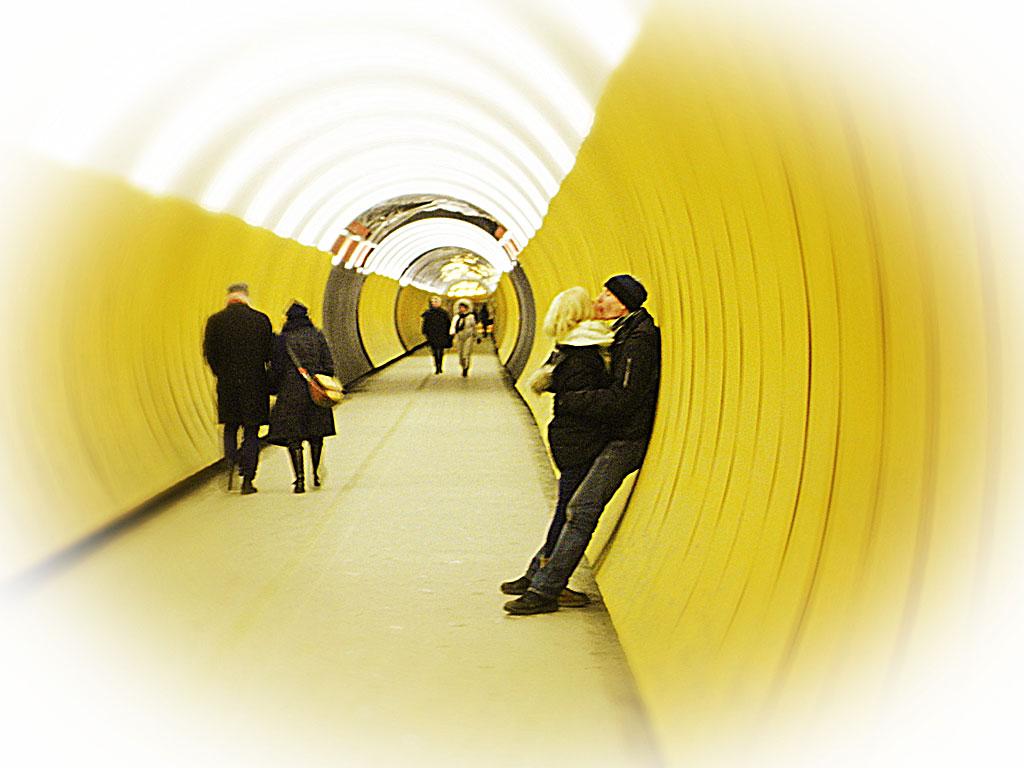 Kärlek i Brunkebergstunneln