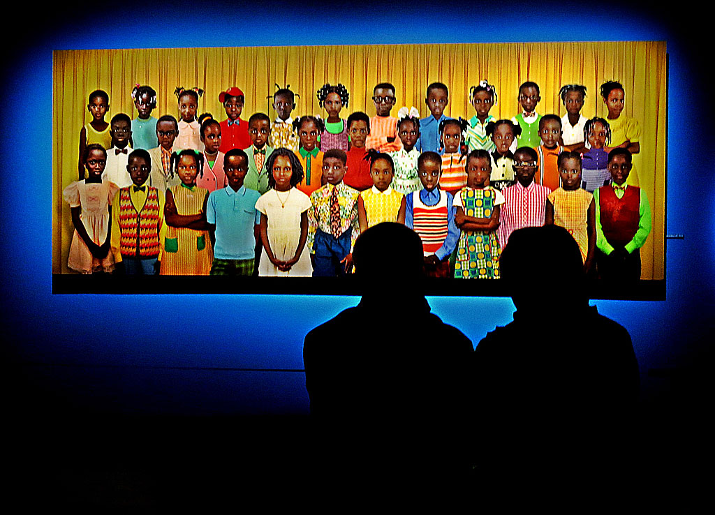 Ruud van Empel – Pictures don't lie, Fotografiska