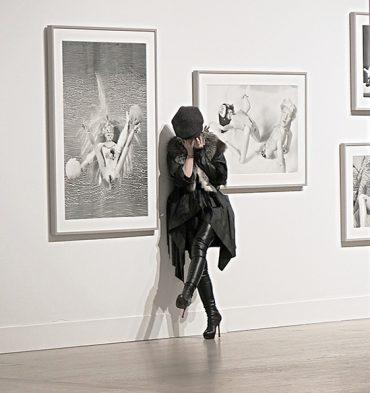 Cindy Sherman på Moderna Museet