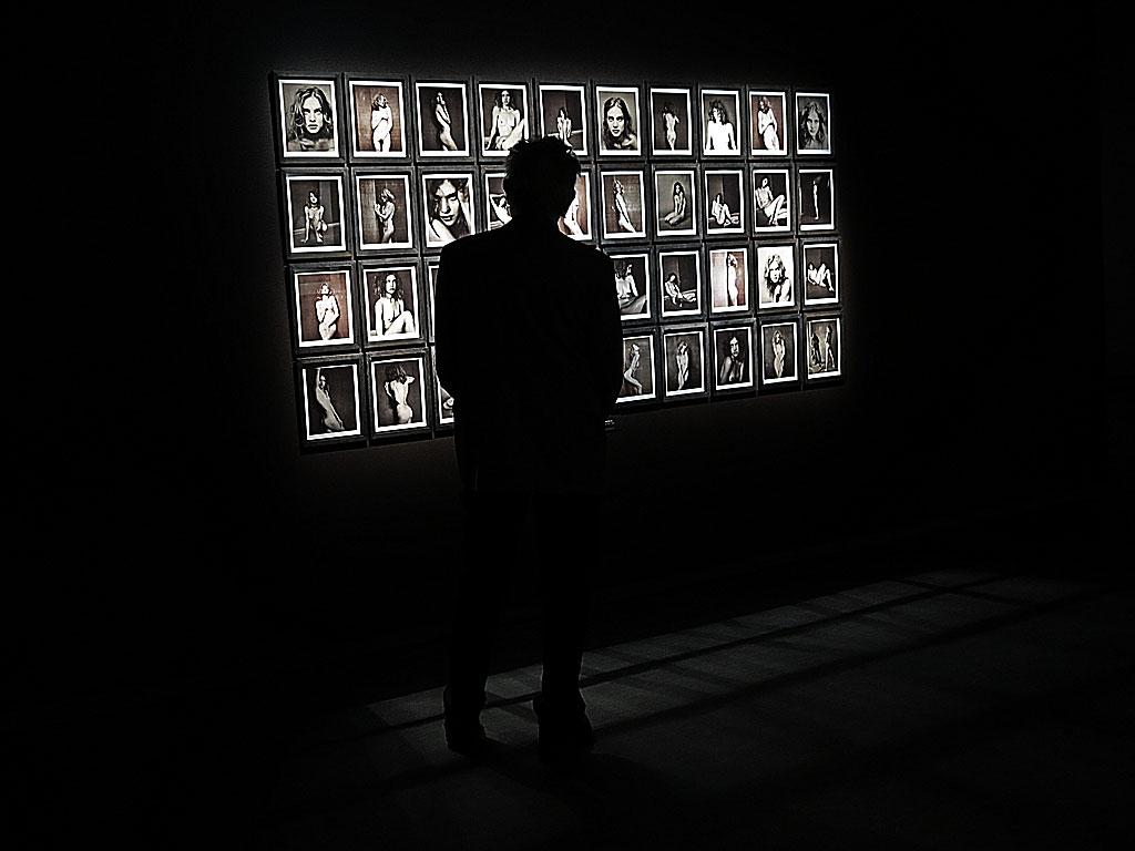 Paolo Roversi på Fotografiska