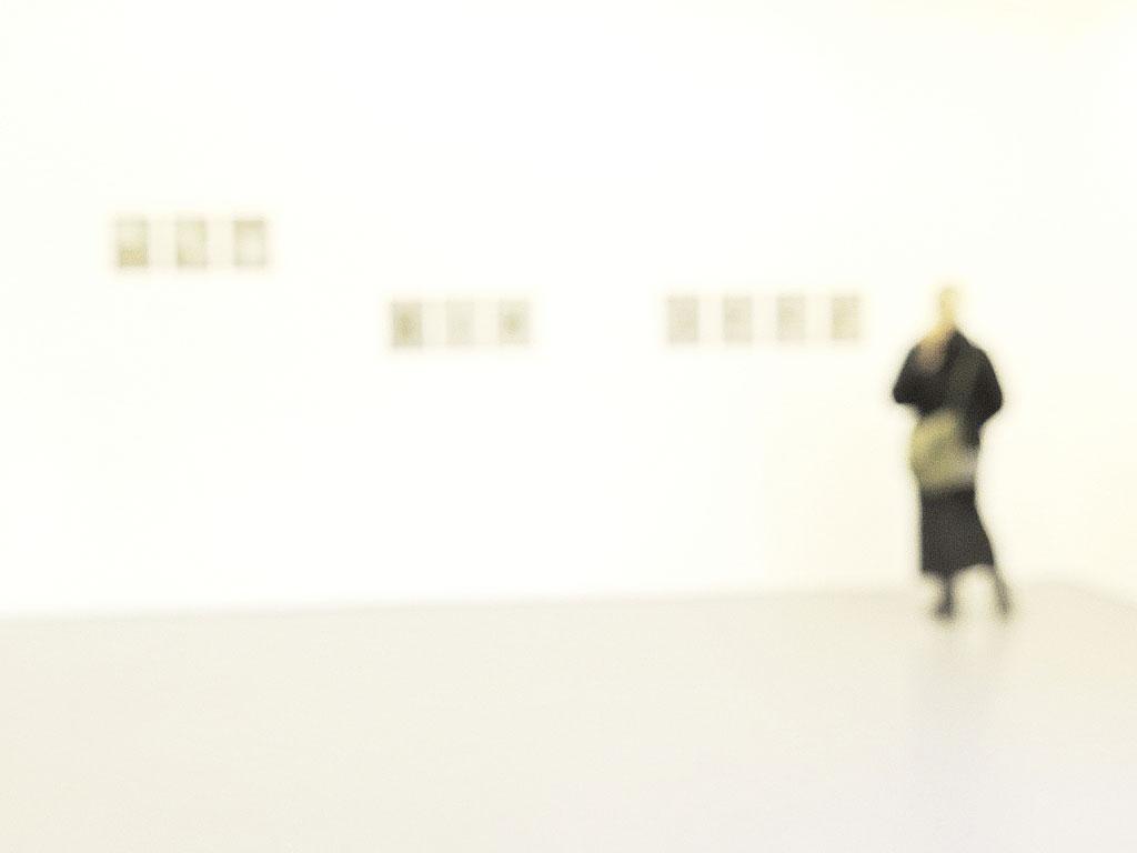 Anne Thulin – O grå – bilder i språk / Galleri Charlotte Lund
