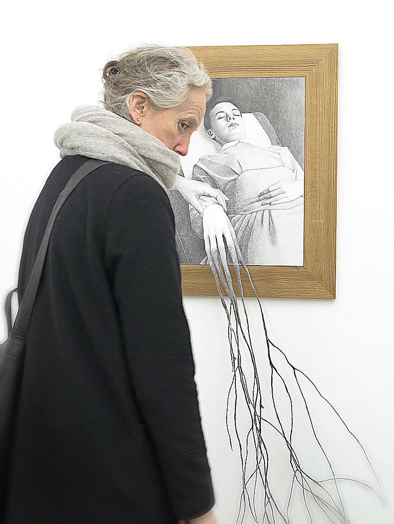 Vanna Bowles – Surrender, Lars Bohman Gallery