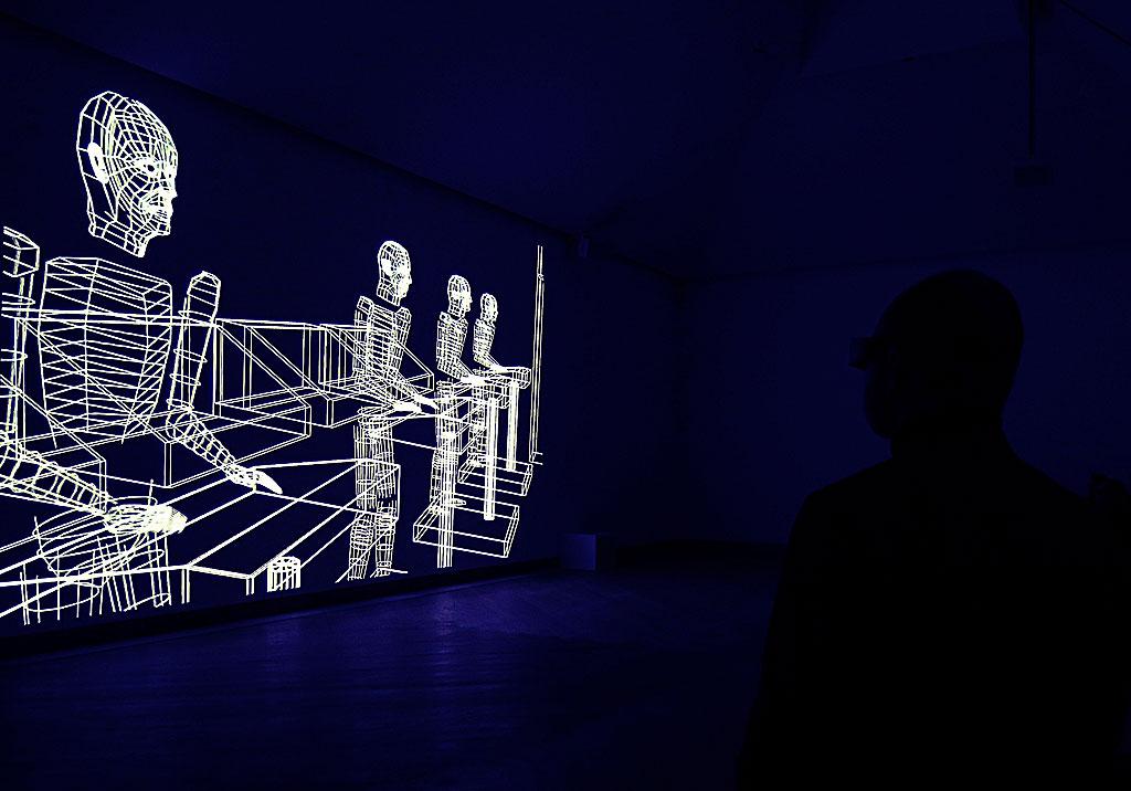 Utställningen Dansmaskiner – från Léger till Kraftwerk på Moderna Museet
