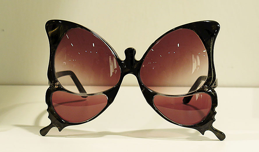 Oliver Goldsmith The Butterfly / Optikmässan 2014