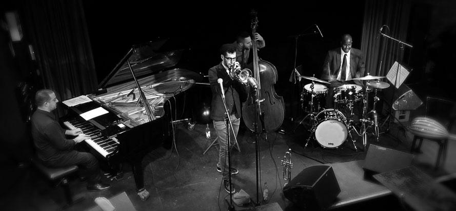 Itamar Borochov Qt på Jazzklubb Fasching