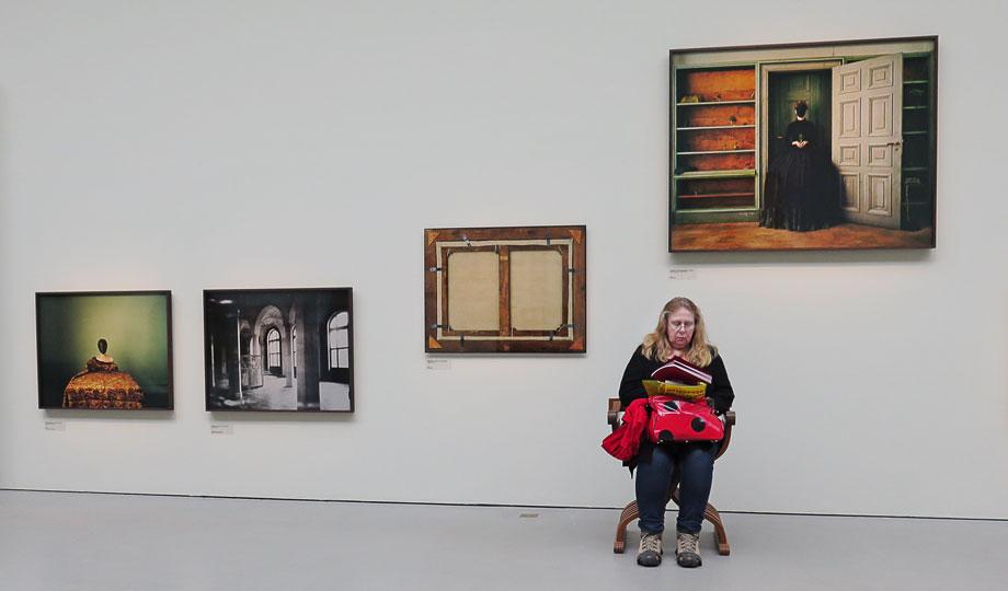 Denise Grünstein – En face på Nationalmuseum c/o Konstakademien