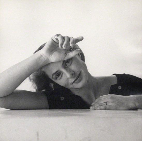 Ingrid Bergman, 100 år i år. Här var hon 43. Och naturligt vacker.