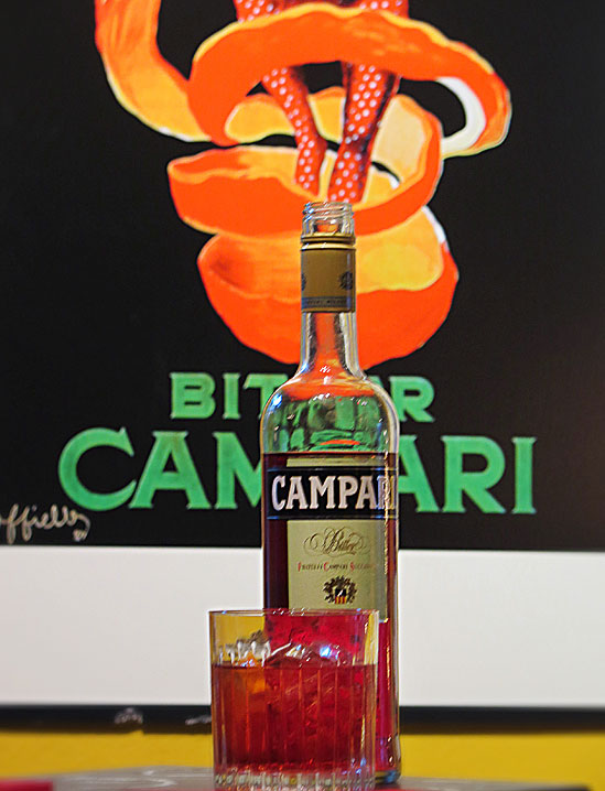 Campari Bitter / Negroni Week