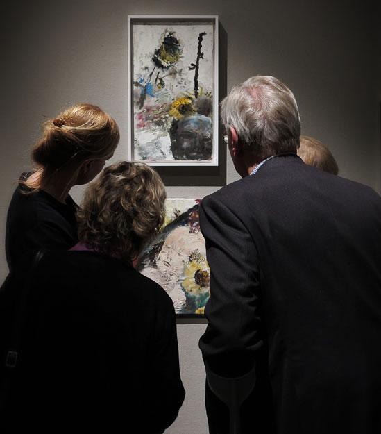 Hans Wigert – Målarnas målare, livets berättare på Bukowskis