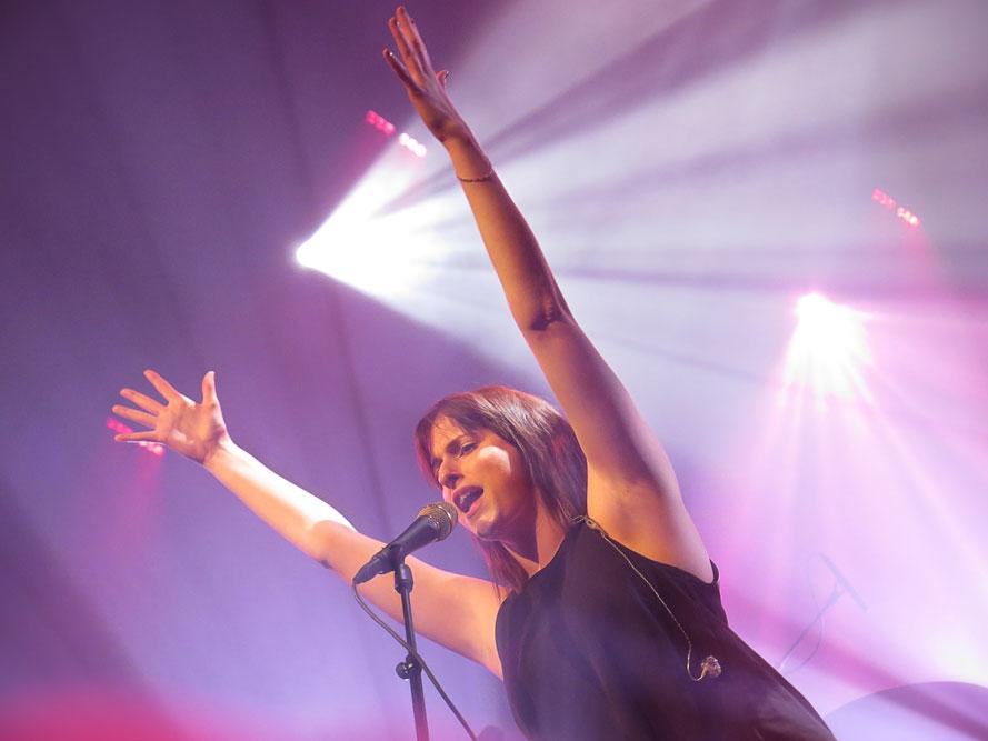 Konsert med Susanne Sundfør på Cirkus