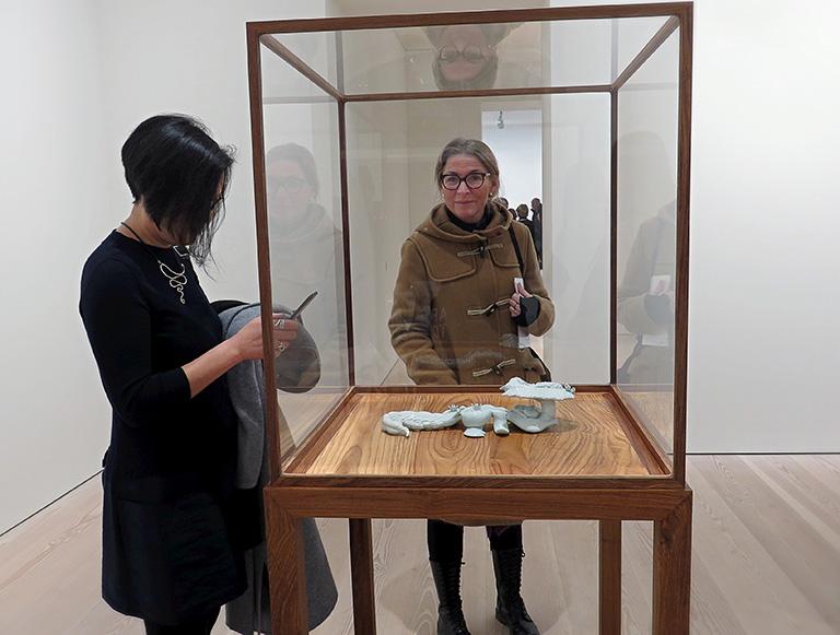 Ai Weiwei – Tyre på Galerie Forsblom: Ruyi