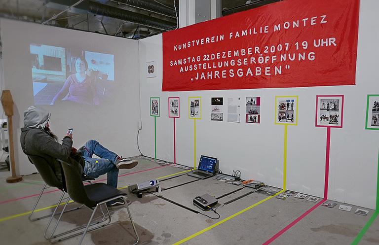 Kunstverein Familie Montez / Supermarket 2017