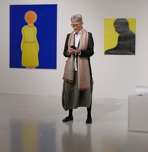 Mari Sunna / Galerie Anhava (SF) / Market Art Fair