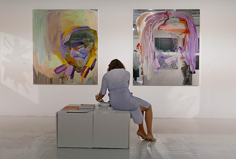 Peter Bonde / Martin Asbæk Gallery (DK) / Market Art Fair