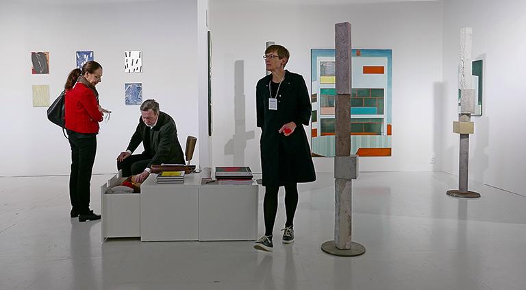 Sigrid Sandström / Galleri Gunnar Olsson / Asmund Havsteen-Mikkelsen / KANT / Market Art Fair