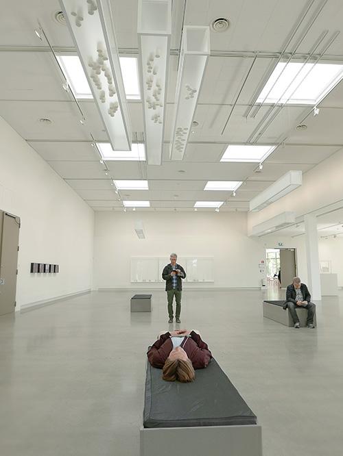 Utställningen Morandi / Edmund de Waal, Artipelag
