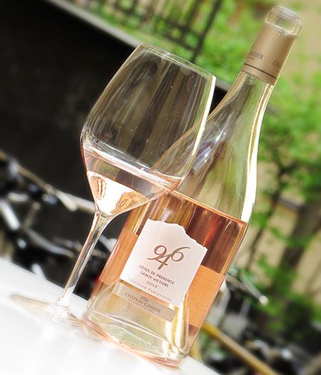 Provence rosévin / 946 Ch. Gassier