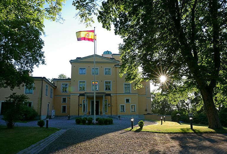 Tapasdagen / World Tapas Day, Spanska ambassaden / Embajada de España en Suecia