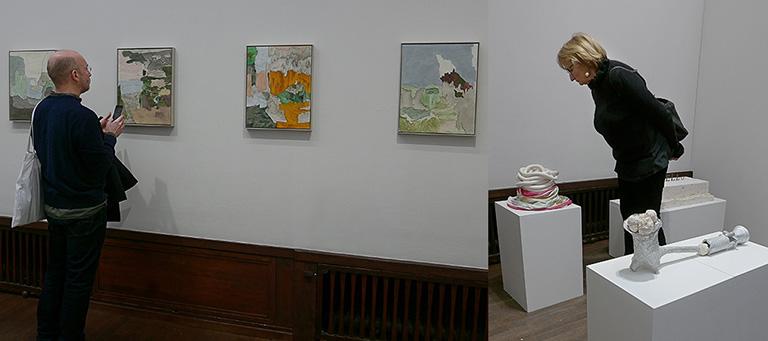 Andreas Eriksson / Kirsten Ortwed, Galleri Susanne Ottesen / Market Art Fair 2018