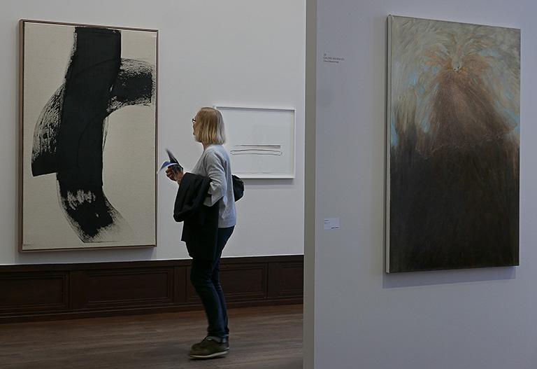 Emma Bernhard, Erik Nordenhake / Elina Merenmies, Galerie Anhava (SF) / Market Art Fair 2018, Liljevalchs