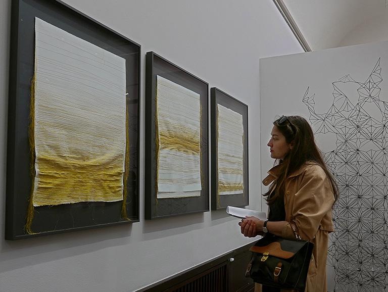 Eva Steen Christensen, Galleri SPECTA / Market Art Fair 2018, Liljevalchs