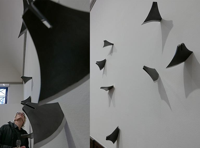 Kristina Matousch, Cecilia Hillström Gallery / Market Art Fair 2018, Liljevalchs