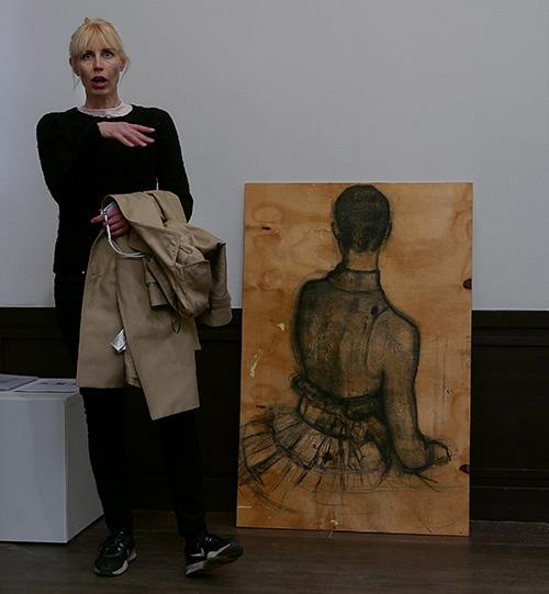 Lena Johansson, Andréhn-Schiptjenko / Market Art Fair 2018