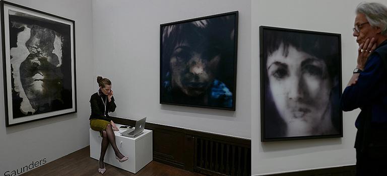 Matt Saunders, Martin Asbæk Gallery (DK) / Market Art Fair 2018