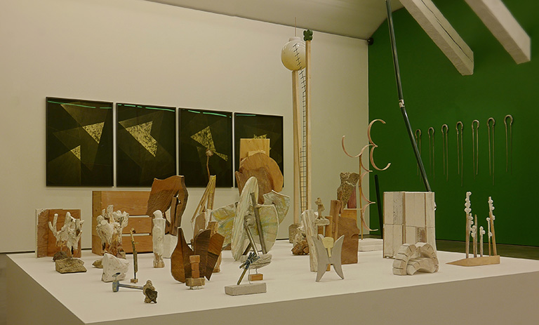 Andreas Mangione / Catrin Andersson, Elastic Gallery / Johanna Gustafsson Fürst, Belenius / Monopol 2018, Spritmuseum