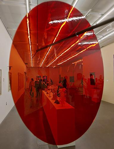 Camilla Løw, Elastic Gallery / Monopol 2018, Spritmuseum