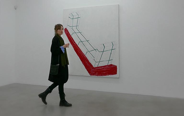 Torsten Andersson – Ny tyngdkraft, ny epok, Galerie Nordenhake