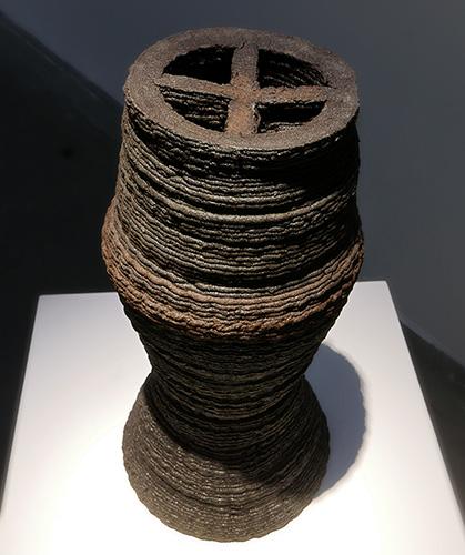 Hannes Tennberg – Wooden in Other Forms, Konstfacks vårutställning 2018