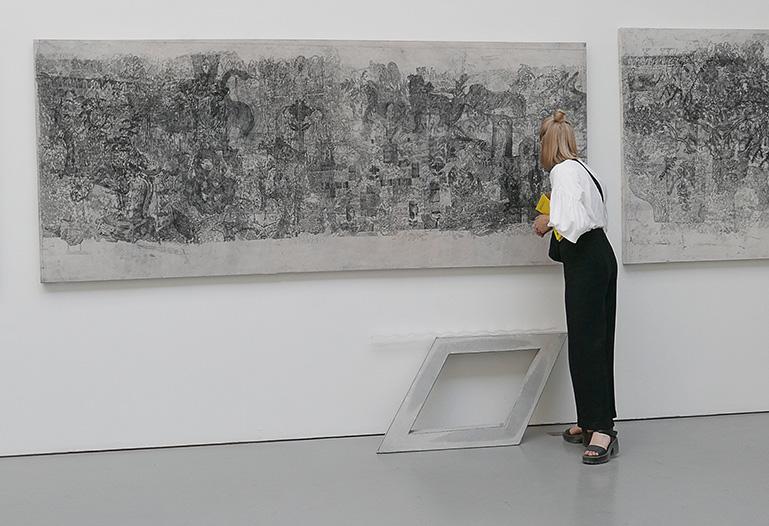 Anna Engver, Kungl. Konsthögskolans vårutställning 2018, Konstakademien