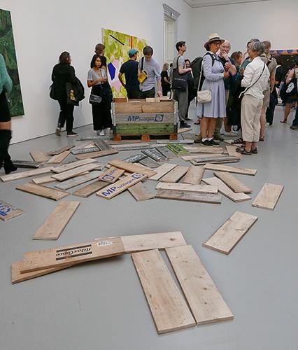 Ola Bandola – Memory, Kungl. Konsthögskolans vårutställning 2018, Konstakademien