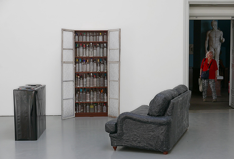 Valentine Isæus-Berlin – Furniture of a young man, Kungl. Konsthögskolans vårutställning 2018, Konstakademien