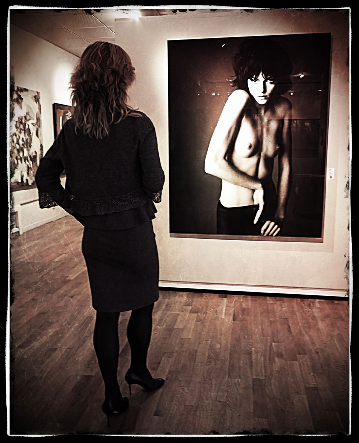 Mikael Jansson på Stockholms Auktionsverk Nutida