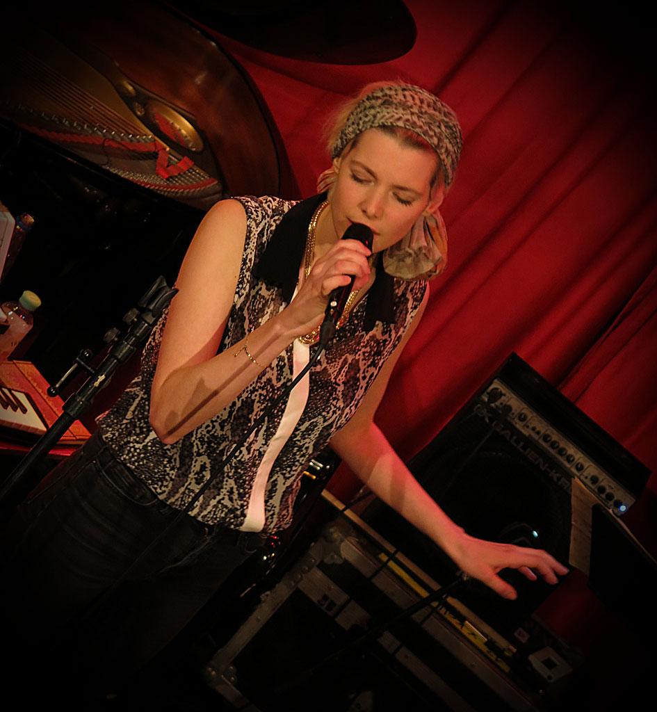 Lia Pale omtolkar Schubert på Fasching