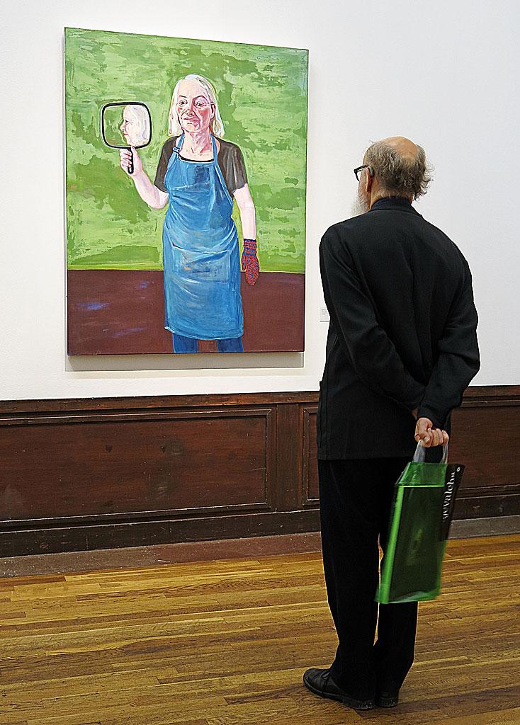 Lena Cronqvist, Liljevalchs Konsthall