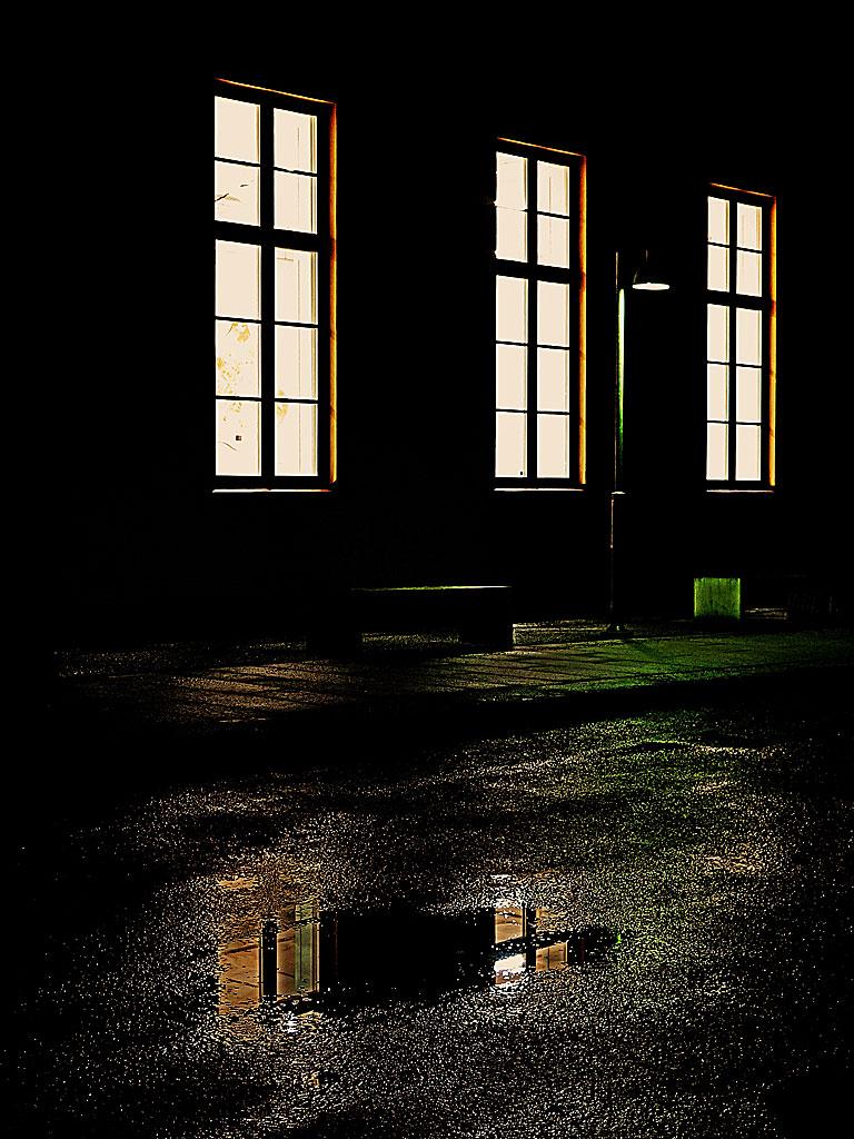 ArkDes i natten