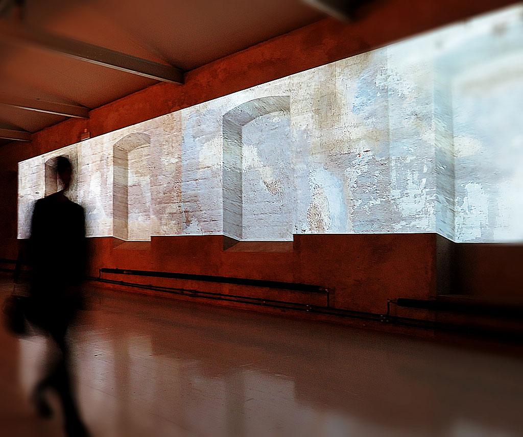 David Molander får Beckers konstnärsstipendium 2014 – utställning på Färgfabriken