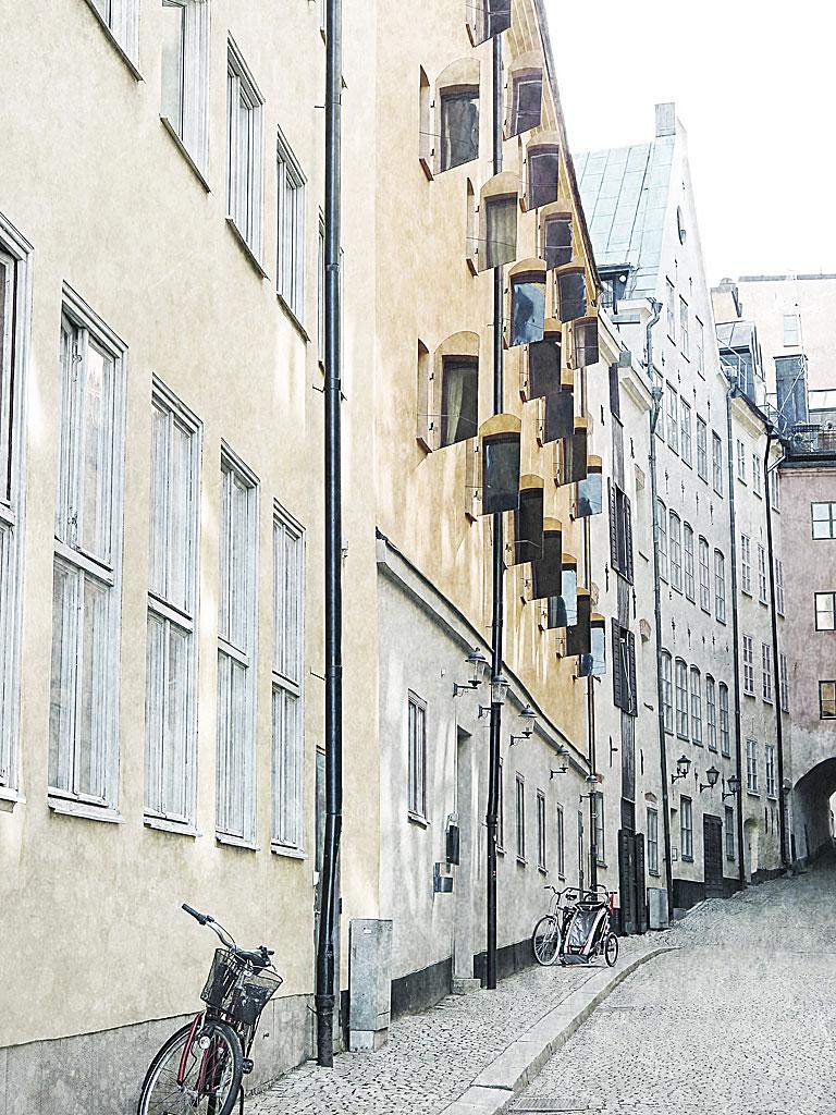 Bredgränd, Gamla Stan, Stockholm