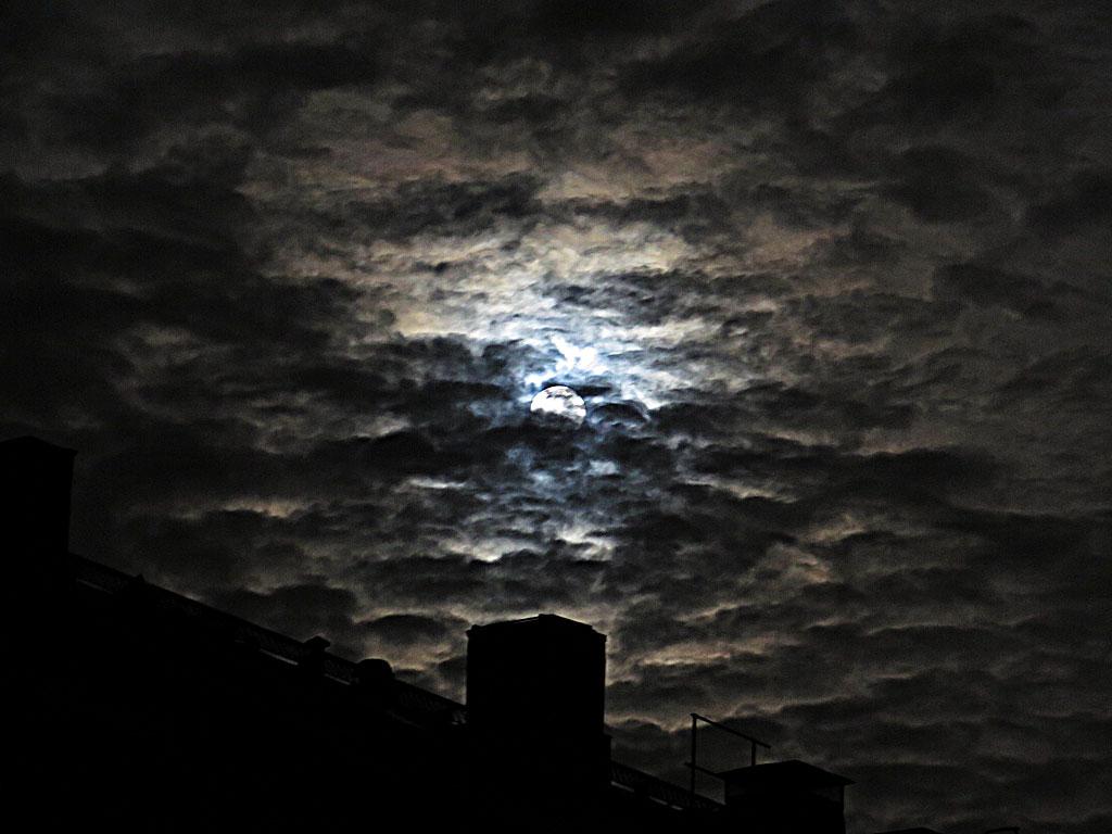 Fullmåne / Moonlight