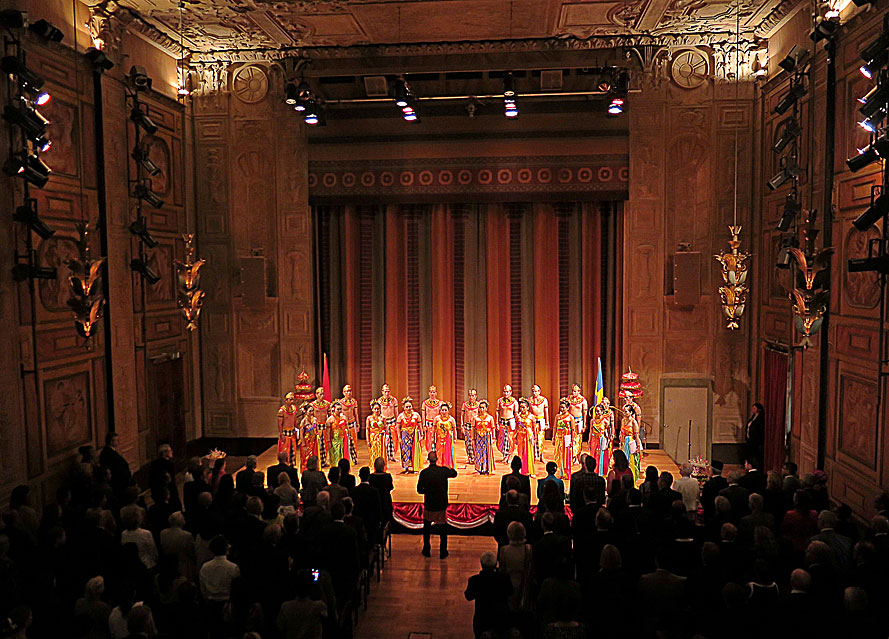 Indonesiens självständighetsdag / Indonesia Independence Day celebration in Stockholm
