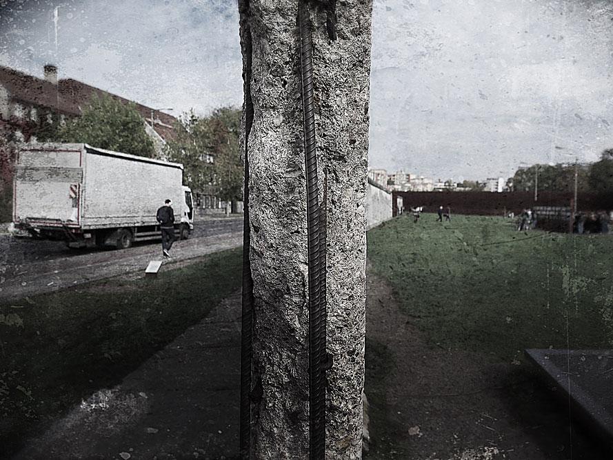 Gedenkstätte Berliner Mauer, Bernauerstraße, Berlin