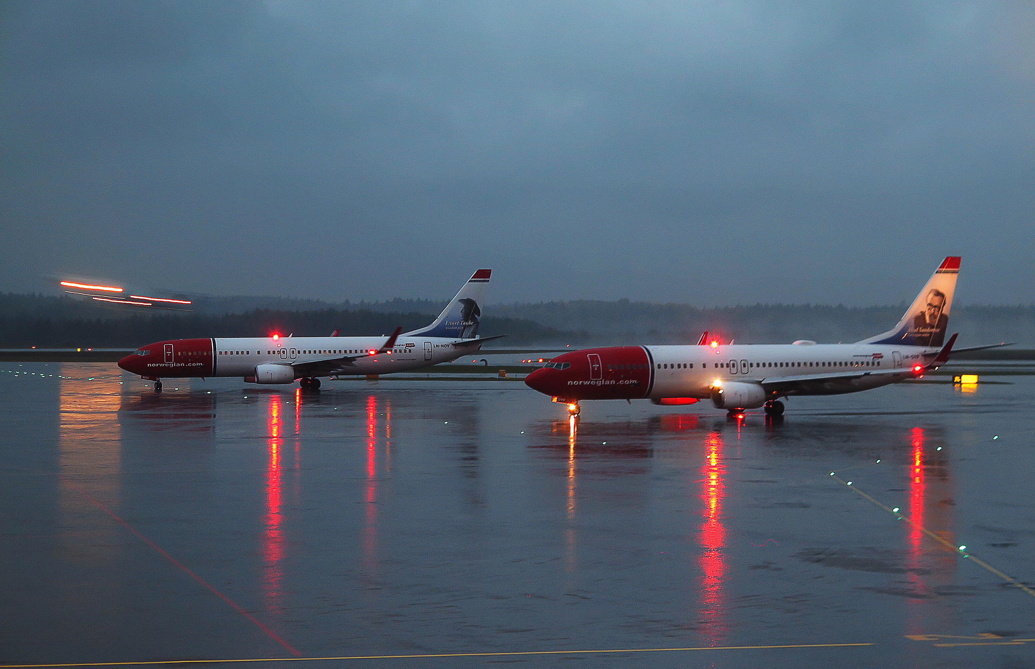 Norwegian, Arlanda / Flughafen München Franz Josef Strauss